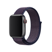 For Apple Watch Band Series 3/2/1 38MM 42MM Nylon Soft Breathable Nylon for iWatch Replacement Band Sport Loop series4 40mm 44mm(China)