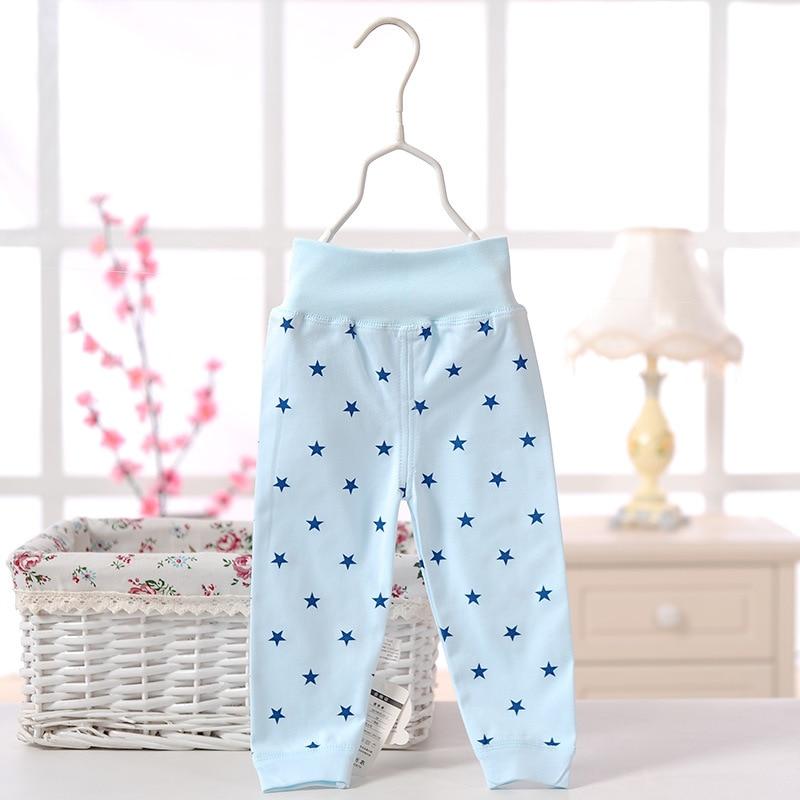 dfeb00d3dc9f Baby Sleep Pants 0 3Years Dot Cotton Kids Pants Children Boy Pants ...