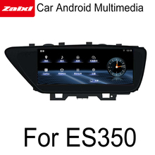 ZaiXi Android 2G For Lexus ES 350 ES350 2014~2017 GPS Touch Screen Multimedia Player Stereo Autoradio navigation original style все цены