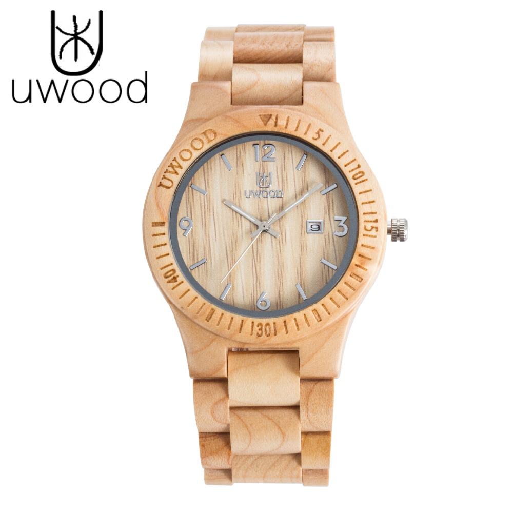 New arrival japan miyota movement wristwatches Bands Womens Mens watches bamboo wooden watches for men and women christmas gifts все цены