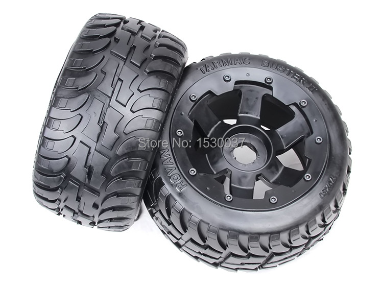 1/5 rc car parts, Baja 5B onroad Rear wheels & tyres x 2pcs,free shipping 5b front highway road wheel set ts h95086 x 2pcs for 1 5 baja 5b wholesale and retail