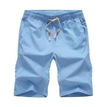 Hot 2020 Newest Summer Casual Shorts Men's Cotton Fashion Style Man Shorts Bermuda Beach Shorts Plus Size 4XL 5XL Short Men Male 2