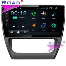 Topnavi Android 6.0 10 pulgadas Quad Core unidad de cabeza de coche para VW Jetta/sagitar 2012 2013 2014 2015 estéreo GPS Navi 2Din MP3 BT