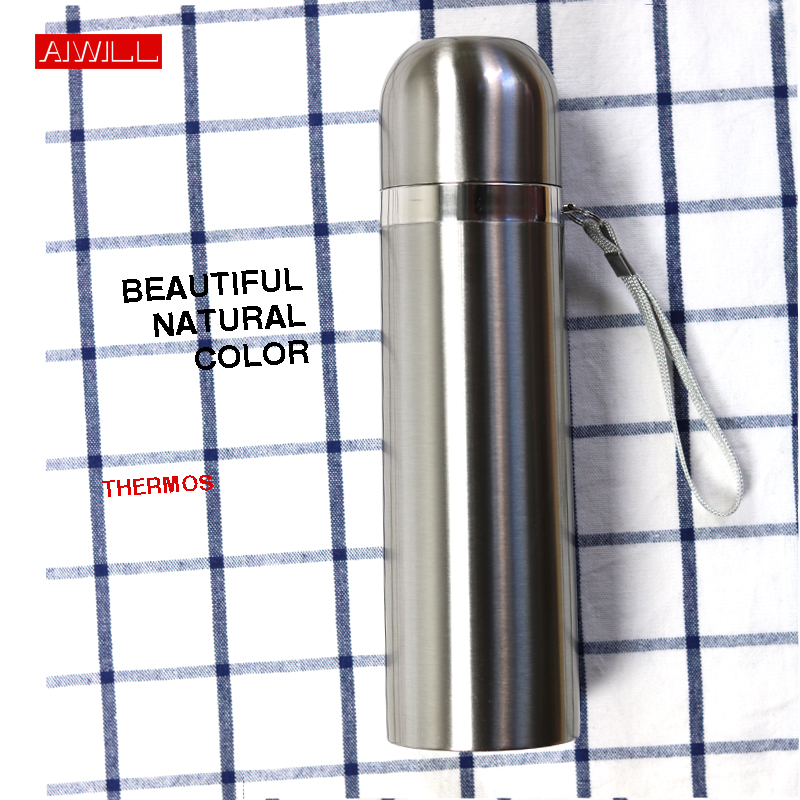 AIWILL 500ml Portable Vacuum Flasks Stainless Steel Thermal Bottle For Tea Thermocup Termos Insulated Cup Thermo Mug Thermos