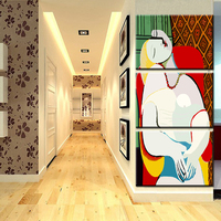 Xdr167 Oil Painting Picasso LE REVE The Dream Art Print Canvas Painting On Canvas Modern Wall