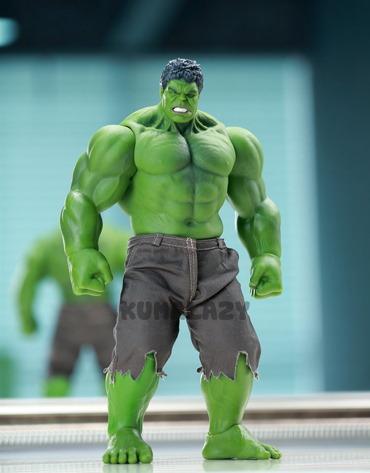 Marvel The Avengers Age of Ultron Doctor Bruce Banner Hulk Figure Model Toy USA