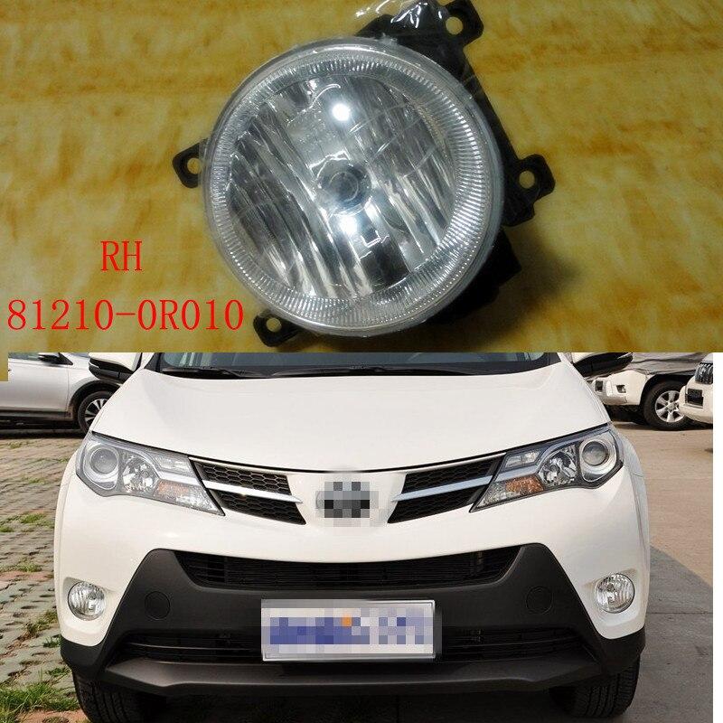 1 PC 81210-0R010 right side front fog driving lamp fog light for TOYOTA RAV4 2013-2015  rivaldy rivaldy r 2031 010