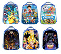 Custom Image/Puppy Patrol/Five Nights At Freddys/Pokemon/Star Wars Kids girl School Bags Backpack Boys Kindergarten Shoulder Bag