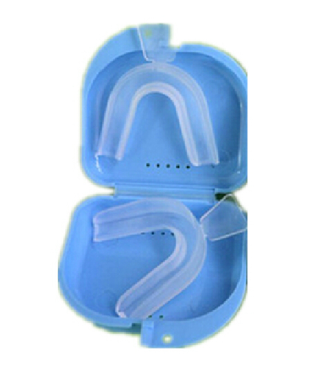 Hot sale Teeth Whitening Dentures Thermoplastic Boil & Bite Mouth Trays  Teeth Braces Mouth Guards Free Shipping