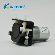 Kamoer KCS 24 В DC Водяной Насос (Жидкостный Насос, Двигатель ПОСТОЯННОГО ТОКА, бесплатная Доставка, перистальтический Насос, силикон/Витон/PharMed, продукты питания Безопасными)