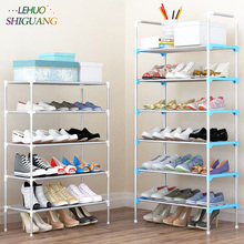 Shoe Rack Easy Assembled Plastic Multiple layers Shoes Shelf Storage Organizer Stand Holder Keep Room Neat Door Space Saving цены онлайн
