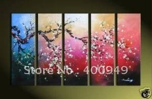 High Quality Modern Abstract Oil Painting on Canvas Art 1721 picture on wall