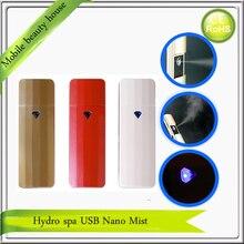 Skin Care Tool Nano Skin Handy Mist Spray Atomization Facial Humectant Mini Moisturizing Beauty Face Steamer