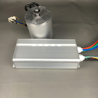 BLDC 72V 3000W Brushless Motor Kit With 24 Mosfet 50A Controller For Electric Scooter E bike E Car Engine Motorcycle Part