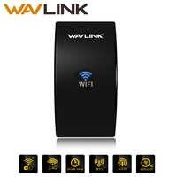Répéteur Wifi sans fil Wavlink 802.11b/g/n 300Mbps Mini amplificateur de Signal Wi-Fi Booster de gamme 2.4G antenne réseau/WPS