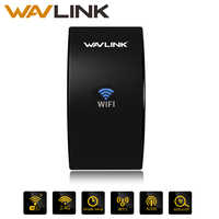 Wavlink 802.11b/g/n repetidor Wifi inalámbrico 300Mbps Mini Wi-Fi amplificador señal repetidor rango de 2,4G antena de la red/WPS
