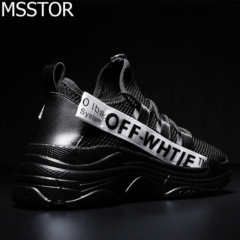 MSSTOR 2018 Summer Breathable Mesh Men's Running Shoes Man Brand Walking Sport Shoes For Men Outdoor Athletic Mens Sneakers Run 2017 spring summer running shoes for men brand walking sneakers mesh breathable mens trainers jogging sport shoes cheap zapatos