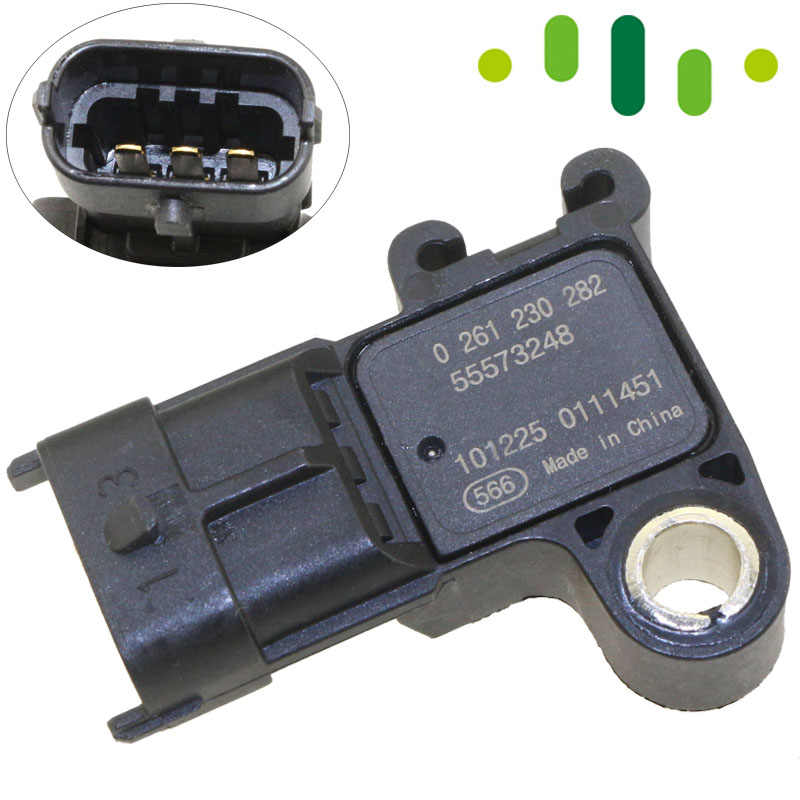 Manifold Absolute MAP Sensor Intake Air Boost Pressure