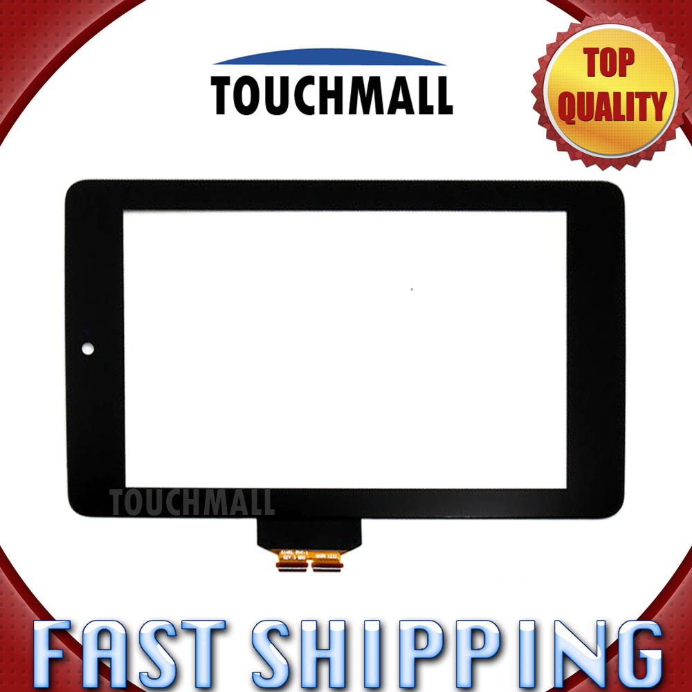 For ASUS Google Nexus 7 ME370 ME370T ME370TG 5185L FPC-1 Replacement Touch Screen Digitizer Glass 7-inch Black for Tablet linvel 8170 2 ch mirror