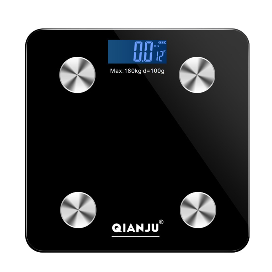 NEW Bluetooth scales floor Body Weight Bathroom Scale ...