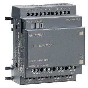 6ED1055-1FB10-0BA0 в коробке логотип simatic! DM16 230R, 230 В/230 В/релис, 8 DI/8 DO контроллер логического модуля PLC