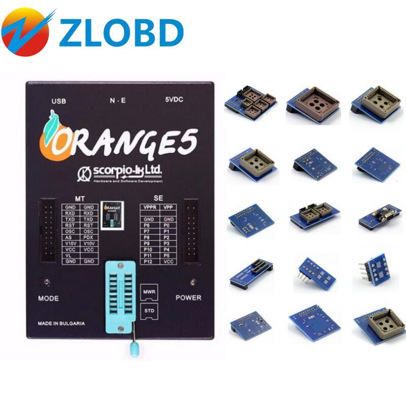 imágenes para Precio más bajo En La Promoción Programador Orange5 orange5 orange5 Con Adaptador Completo programador de Alta Calidad DEL OEM Envío Gratis