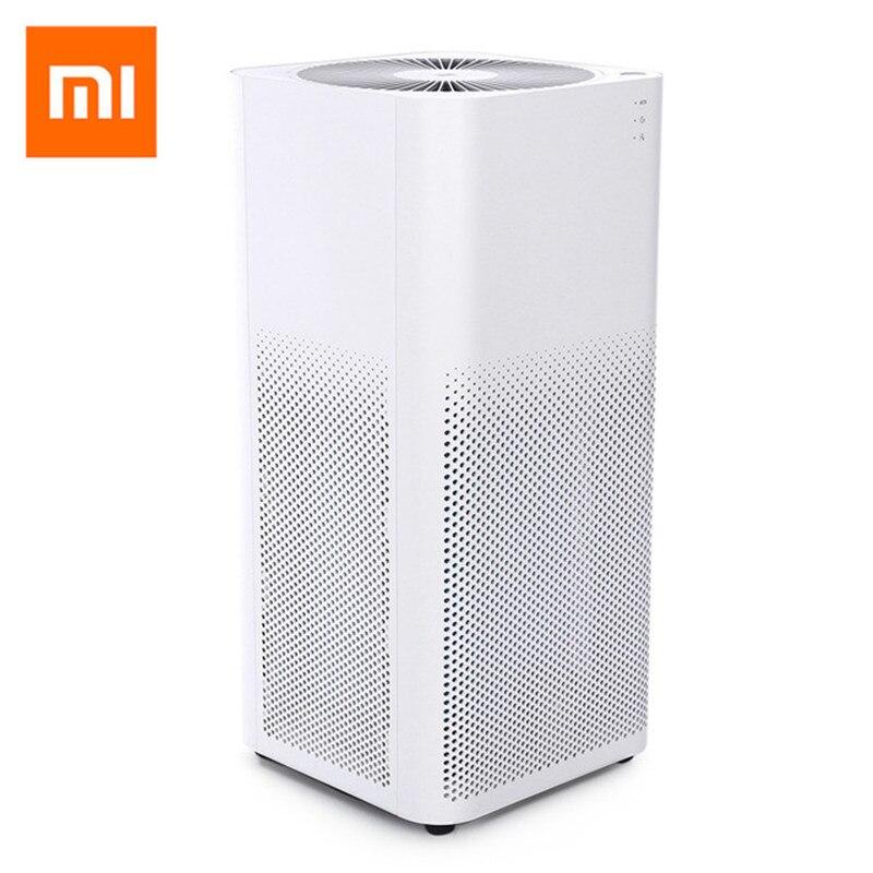 D'origine Xiaomi Mi Air Purificateur 2 Mini Smart D'oxygène Bactéries Odeur Stérilisateur Filtre À Air RC Ménage 3-couches Hepa Filtre