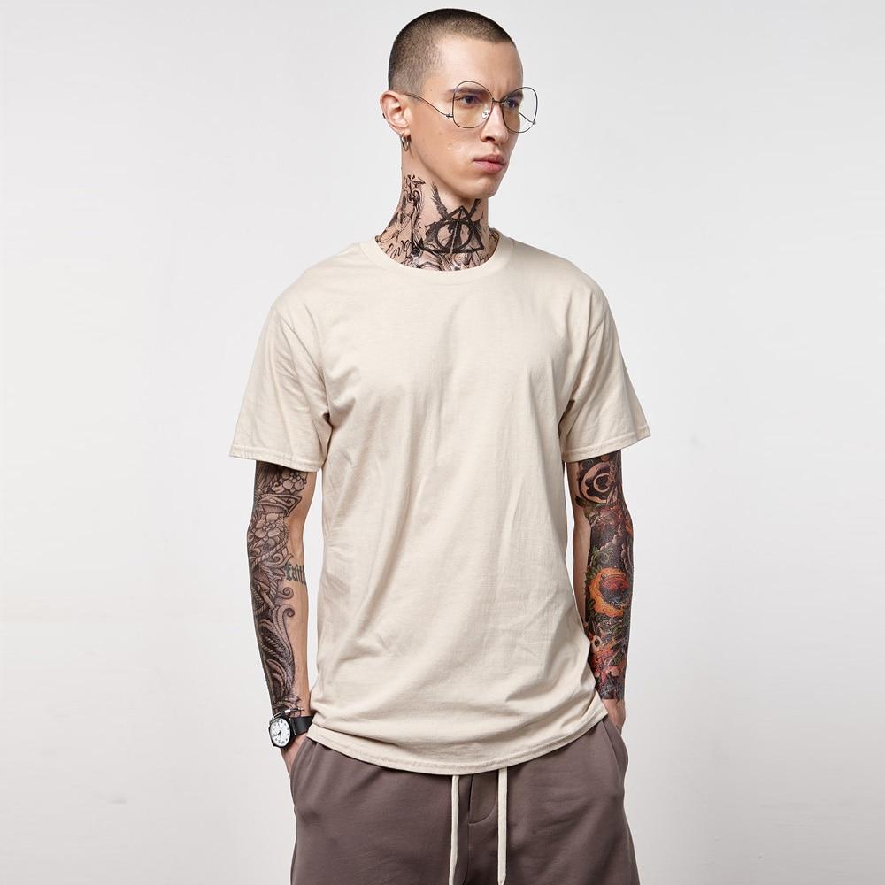 100 Cotton 2017 New Spring Summer T Shirts Men Fashion