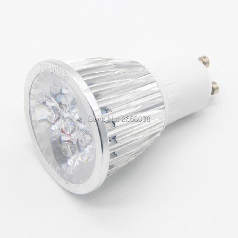Lampada Led Spotlight Lampada Led Bulb Focoe Refletor Bombillas Led Lamp GU 10 220V 3W 4W 5W Lampara Lampe Spot Light Luz Lustre