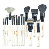 JAF Beauty 15 Pcs Makeup Brushes Set Professional Face Cosmetics Brush Tool Kit Pincel Maquiagem Q71019