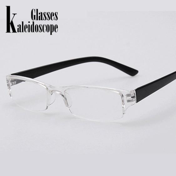 c8805b094b Kaleidoscope Glasses Men Women Reading Ultralight Eyebrows Hyperopia Resin  Anti-fatigue Lense Eyewear ...