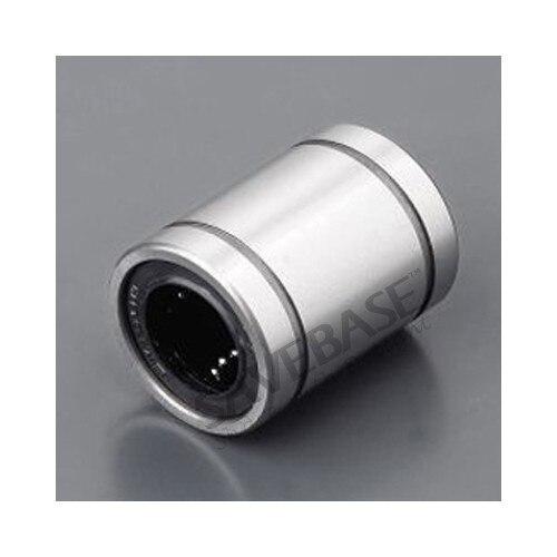 10 PCS Linear Ball Bearing Bush Bushing CNC Unit For Mini Milling 5mm LM5UU