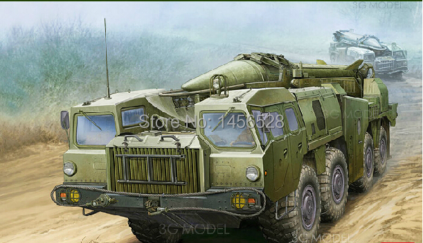 US $77 59 |Trumpeter NEW HOT recommendation plastic model building 1/35  01019 SS 1D SCUD B Assembly scale Model kits Military model-in Model  Building