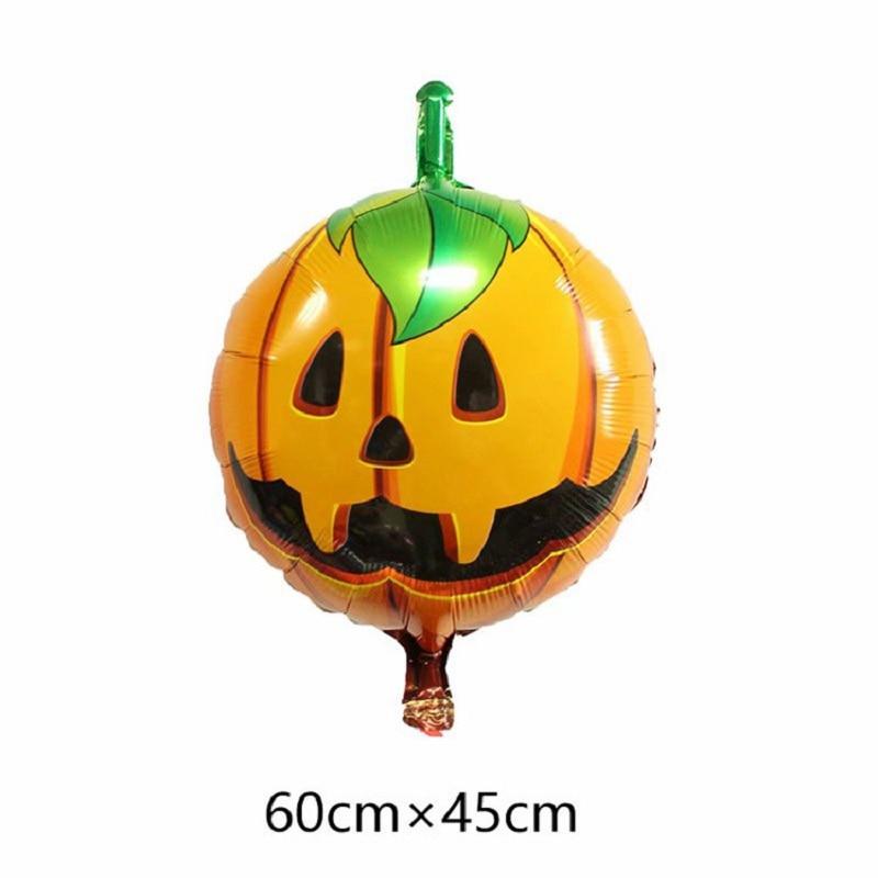 2Pcs Plastic Yellow Pumpkin Large Vegetable Creative Party Decorative MC