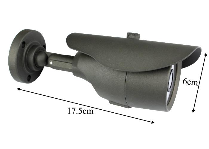 Full HD 40M View Distance 1080P 2.0MP  SDI Waterproof Bullet Security CCTV Camera for Outdoor hd sdi miniature headset bullet camera 1920x1080 30fps