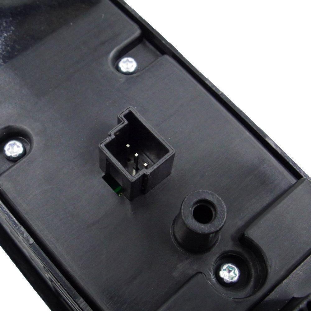 Interrupteur de verrouillage de fenêtre électrique pour mercedes-benz W169 W164 X164 W245 W251 2004-2012 A1698206710 - 3