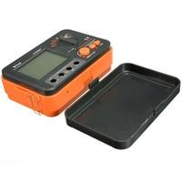 Digital Insulation Resistance Tester Megger MegOhm Meter 250V 500V 1000V MJJ88
