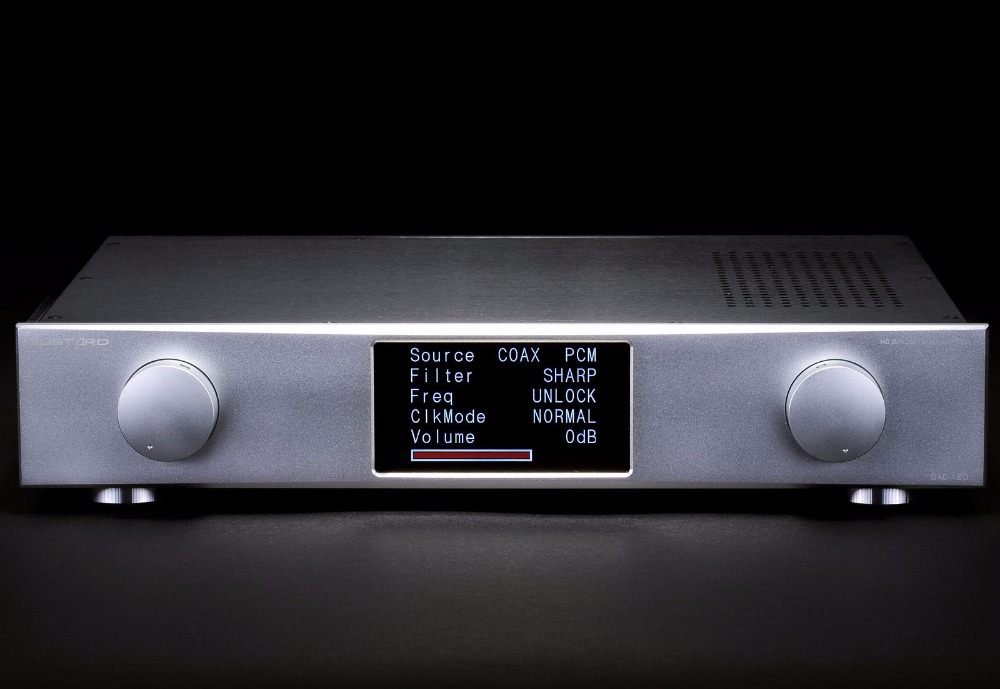 GUSTARD DAC-X20U Super Ultimate HIFI Digital Audio DAC 2xES9018+XMOS/Optical/Coaxial/AES/EBU/USB DAC 32Bit/384KHZ DSD64/128/256 l k s audio mh da004 dual es9038pro flagship dac dsd input coaxial bnc aes ebu for dop usb i2s optical audio decoder