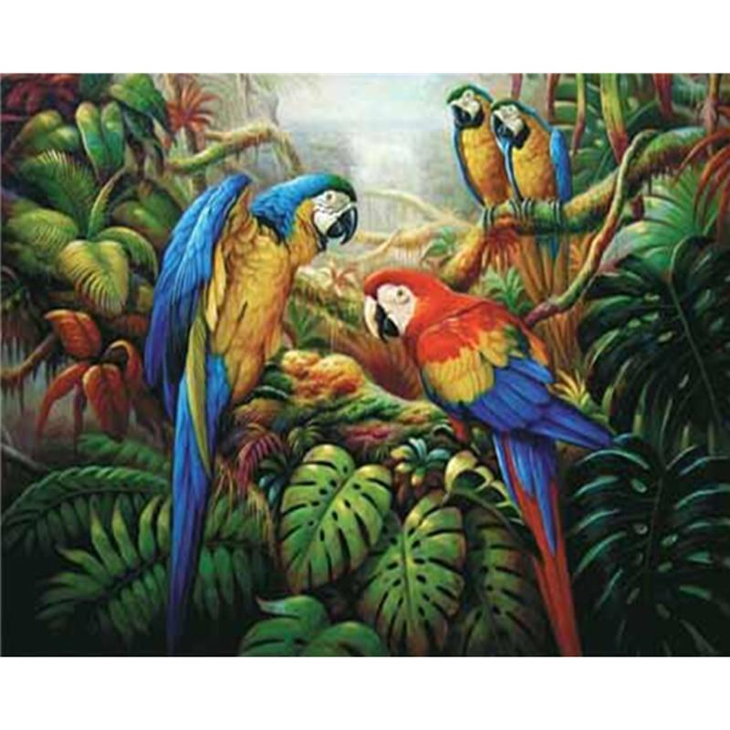 【ᗑ】Горячая продажа Птица <b>Рисование</b> алмазные схемы для ...