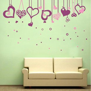 Wall Stickers Free Shipping Wholesale And Retail Crystal Curtain Home Decor Wall