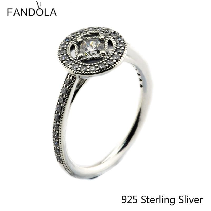 CKK 925 sterling silver vintage lockringar för kvinnor Original mode - Fina smycken