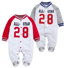 Baby Boy Clothes Newborn Footies Long Sleeve Pajamas Body Suits Jumpsuit Baby Children Bebes Clothing carters baby boy footies picturesque childhood new born baby boy clothes 3 1 covered buttono neck footies pajamas original cotton hot sale
