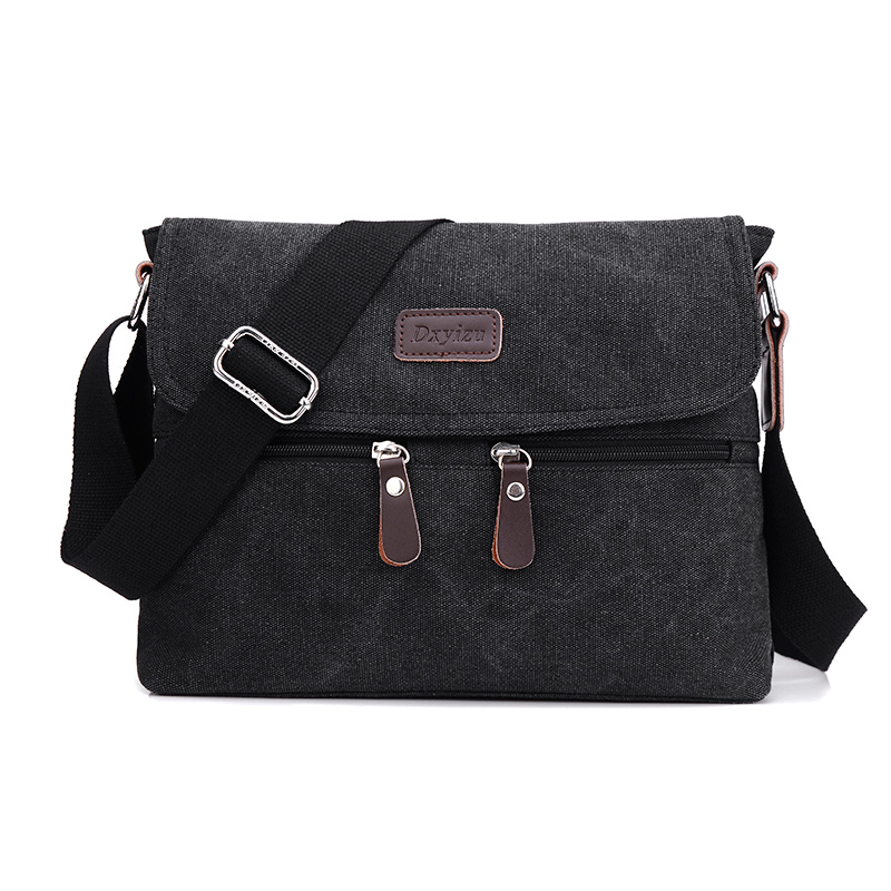 Cooamy New Men Canvas Bag Vintage Messenger Bag Brand Business Handbags Casual Travel Shoulder Bag Men Crossbody Bag Male Bolsa augur new men crossbody bag male vintage canvas men s shoulder bag military style high quality messenger bag casual travelling
