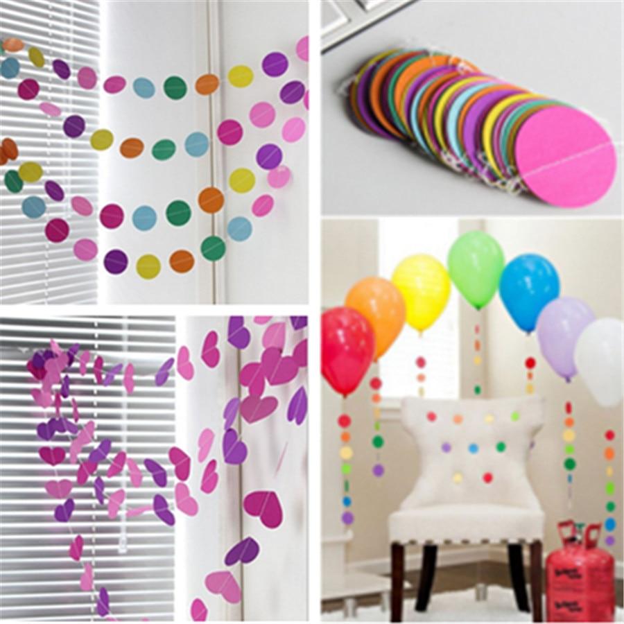 Classroom Decoration Pictures For Kindergarten ~ M wall hanging paper heart flag children room door