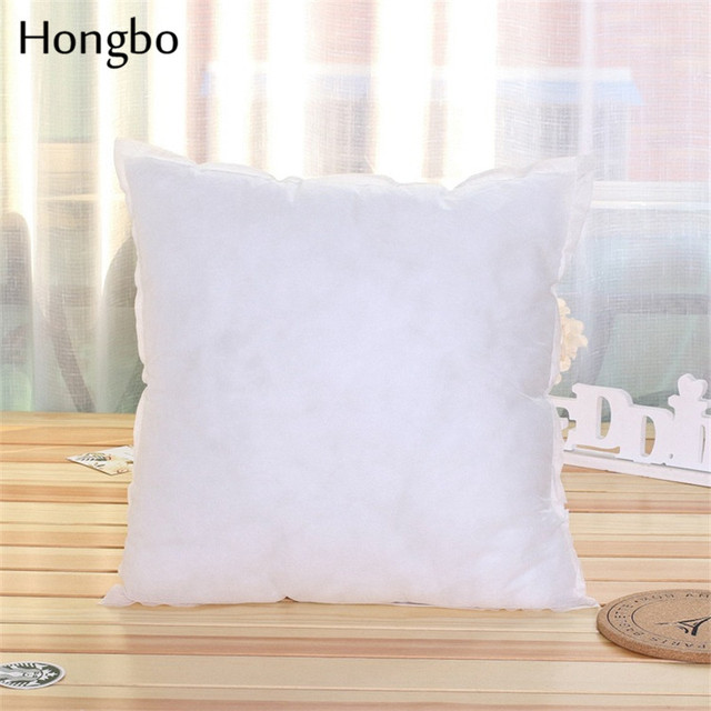 Hongbo 40 Pcs Square Pillow Inner Home Decor Cushion Filling Pillow Unique Square Floor Pillow Insert