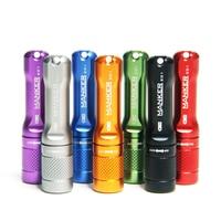 Manker e01 102 lumens nichia led thống edc flashlight torch keychain sử dụng 1x pin aaa
