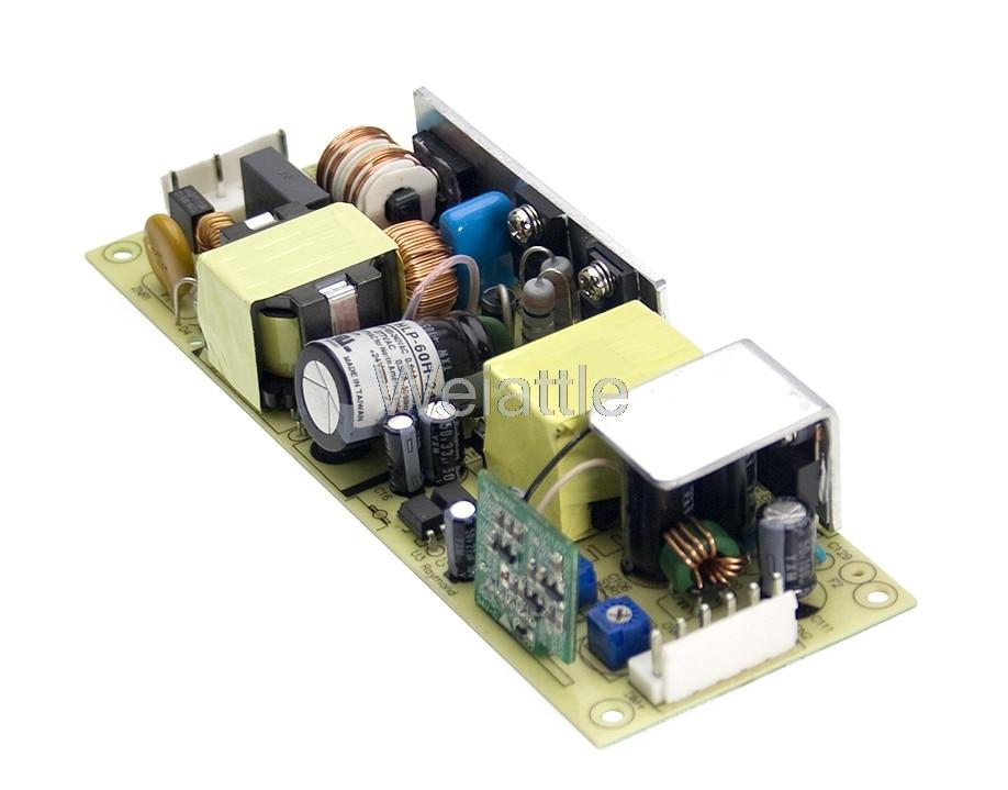 MEAN WELL original HLP-40H-24 24V 1.67A meanwell HLP-40H 24V 40.1W Single Output LED Driver Power Supply цены