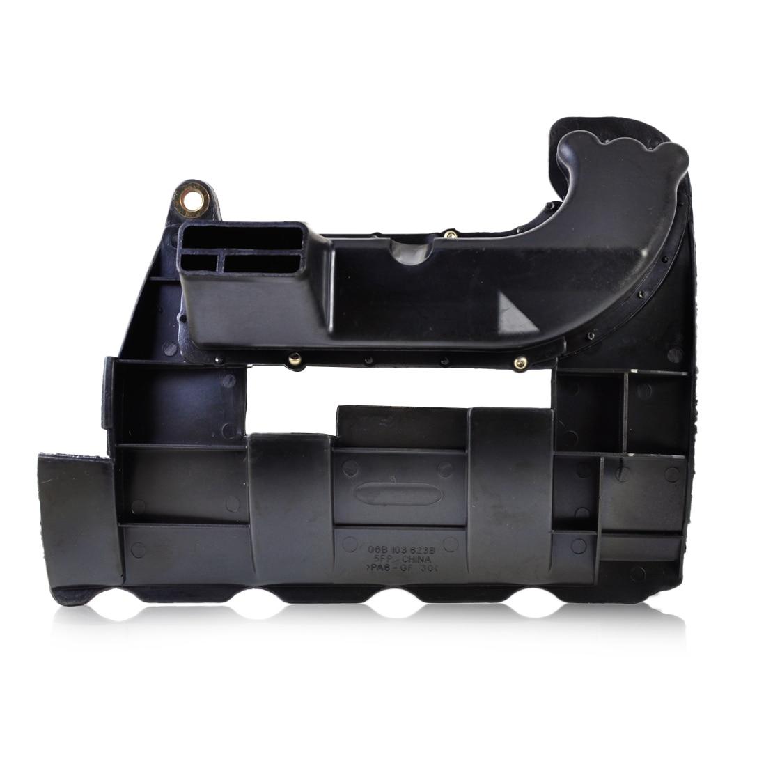 DWCX Oil Pan Restrictor Baffle Plate 06B103623C 06B 103 623 C for VW BEETLE JETTA GOLF PASSAT POLO SHARAN TOURAN AUDI A4 A6 TT