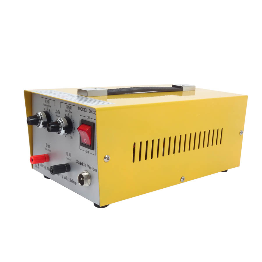 1pcs/lot DX-30A pulsed laser spot welder spot welding butt welding - welding machine necklace jewelry equipment цена и фото