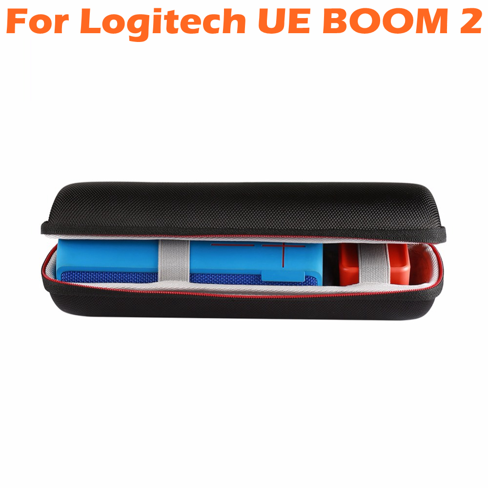Boom2 Column Portable Storage Carrying Travel Bag Pouch Box for Logitech UE BOOM 2 Speaker Protective Hard Case Cover Protector